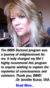 Is it possible to get a legitimate doctoral degree in parapsychology?